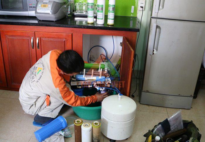 Học sửa chữa điện nước mở ra nhiều cơ hội cho bạn trẻ