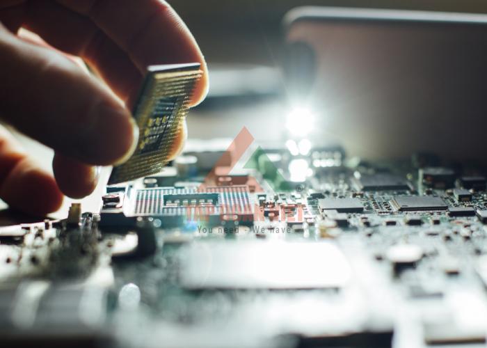 Khóa học sửa chữa board mạch điện tử công nghiệp tại Dạy nghề số 1
