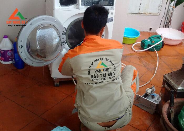 Đào tạo sửa chữa máy giặt tại trung tâm dạy nghề số 1