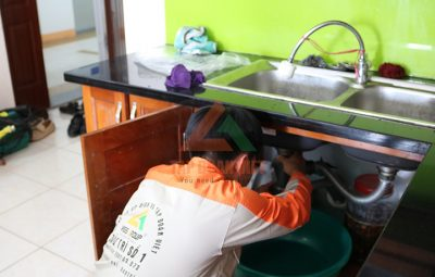 Học lắp đặt điện nước uy tín