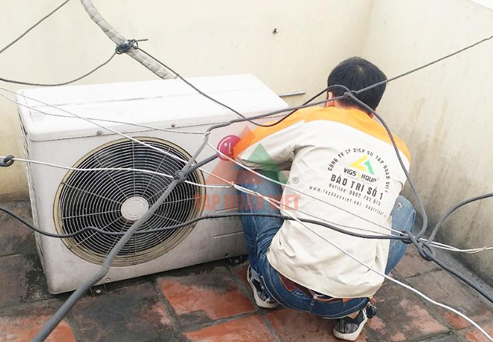 Học sửa chữa điện lạnh Cấp tốc tại trung tâm Dạy nghề số 1