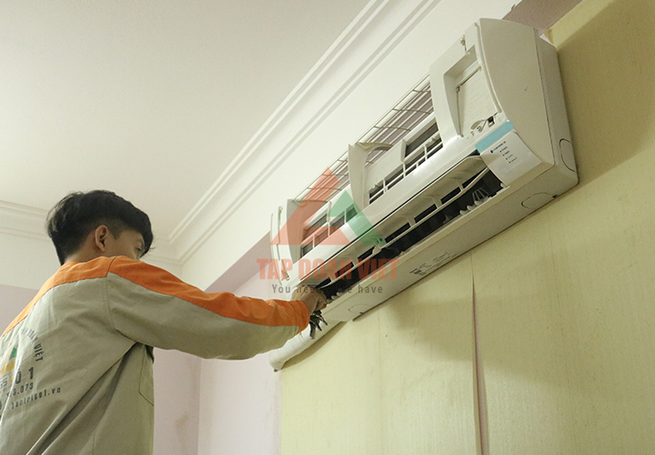 Học nghề sửa chữa điện lạnh tại Hà Nội