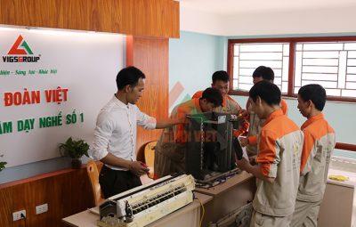 Học sửa điện lạnh tại trung tâm Dạy nghề số 1