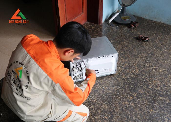 học nghề điện dân dụng tại TRung tâm dạy nghề số 1