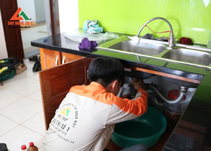 Khóa học nghề điện nước miễn phí tại Trung tâm dạy nghề số 1