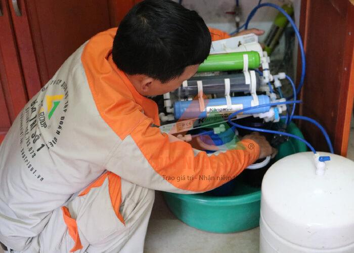 Cơn sốt dạy nghề điện nước miễn phí